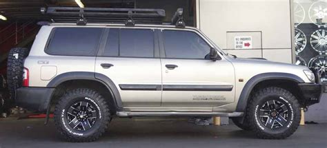 nissan patrol wheels and rims tempe tyres