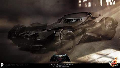 Toys Bvs Batman Superman toys batman v superman batmobile announced the