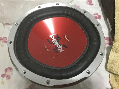Speaker Aktif Sony Xplod subwoofer sony xplod 1300w 800 00 en mercado libre