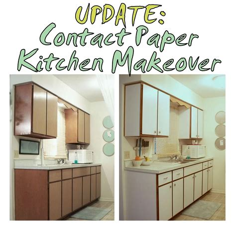 contact paper for kitchen cabinets home design previous kitchen makeover with contact paper before and