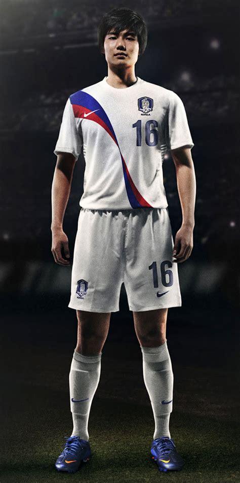 Baju Voli Timnas 20 jersey timnas terbaik 2012 korea selatan away bola net