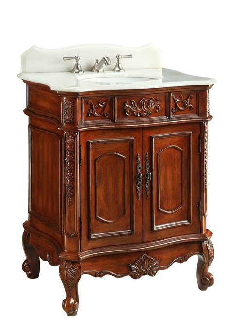 30 inch single sink bathroom vanity adelina 30 inch antique cherry single sink bathroom vanity