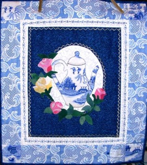 Willow Quilt by Quilt Blue Willow