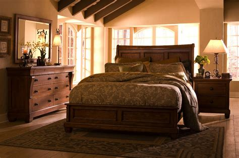Wood Bedroom Sets with Solid Wood Bedroom Sets Home Furniture Design