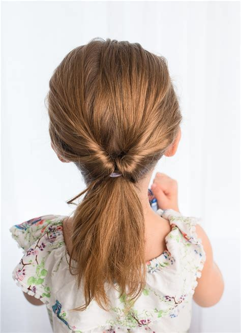 easy back to school hairstyles for thin hair easy hairstyles for girls that you can create in minutes