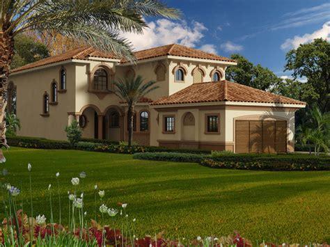 one story mediterranean mediterranean rendering 2 story 3 084 sf mediterranean style home floor plan 3084 0518