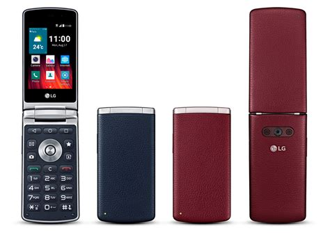 flip phone   lg wine smart retro android smartphone launches  uk