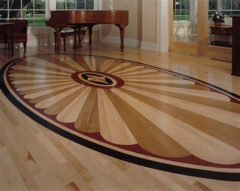 Most Expensive Hardwood Flooring Install At Concret