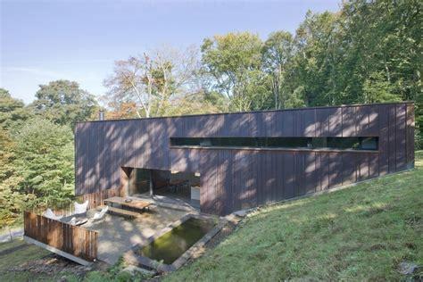 maison sur terrain en pente 410 en images une maison moderne extraordinaire en pente