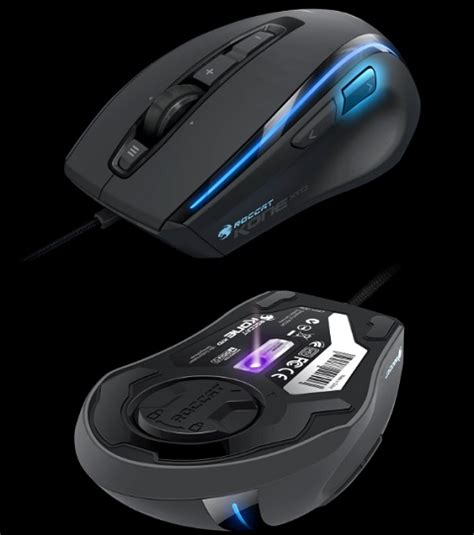 Roccat Lua Gaming Mouse Original Limited roccat studios announces three new gaming mice legit reviews