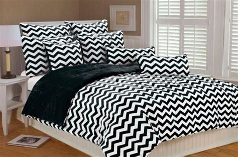 black and white chevron comforter set black and white chevron bedding whereibuyit com future