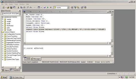 membuat tabel database dengan xp pengenalan database membuat tabel dengan database