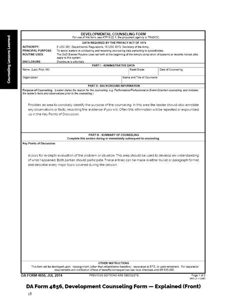 6105 usmc template usmc counseling worksheet pdf stinksnthings