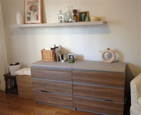 malm dresser painted ikea malm 6 drawer dresser with panyl in limed oak and