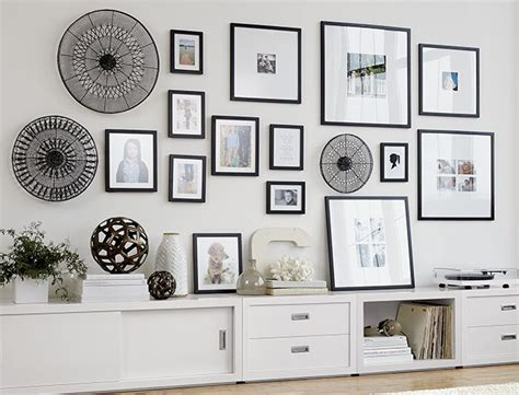 photo gallery ideas gallery wall ideas crate and barrel blog crate and barrel