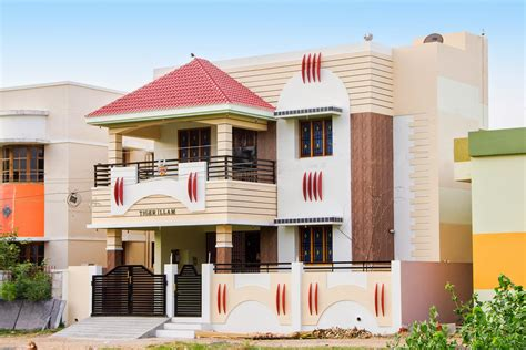 south indian home plan and elevation