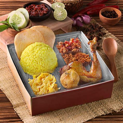 sate jakarta nasi kotak terbaik  jkt nasi box premium