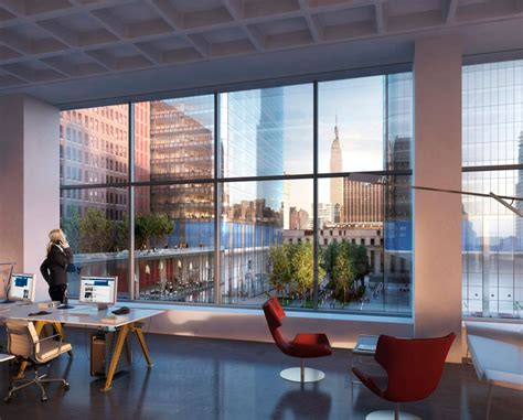 office view rex and brookfield announce five manhattan west scheme