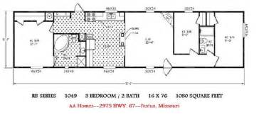 clayton single wide mobile homes floor plans single wide mobile home plans 171 home plans home design