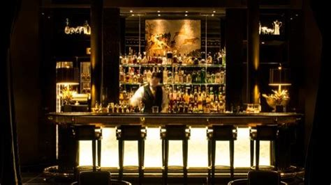 top ten cocktail bars in london beaufort bar at the savoy west end