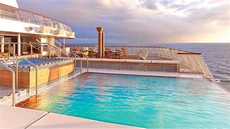 future pool the future of onboard pools travel weekly