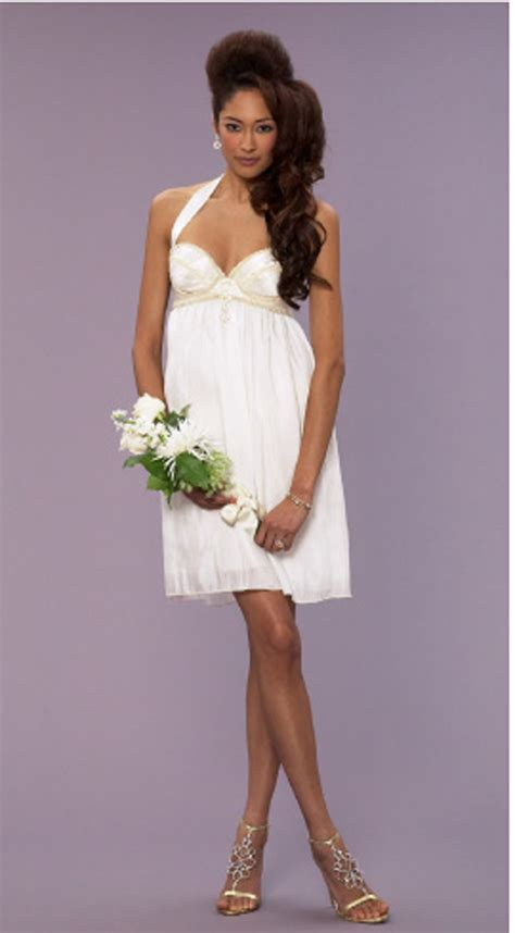 White Casual Wedding Dresses by Casual Wedding Dresses Styles Of Wedding Dresses