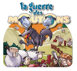 Asmodee Des Pallieres by La Guerre Des Moutons Asmodee