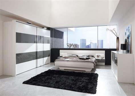 schlafzimmer komplett schwarz weiss schlafzimmer komplett starlight at17198 wei 223 matt lack