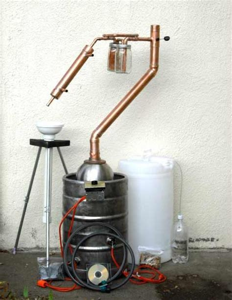 moonshine still raptor banger brew