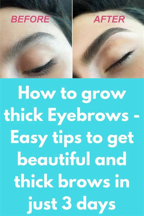 12 Tips On How To Pluck Your Eyebrows by Best 25 Grow Thicker Eyebrows Ideas On