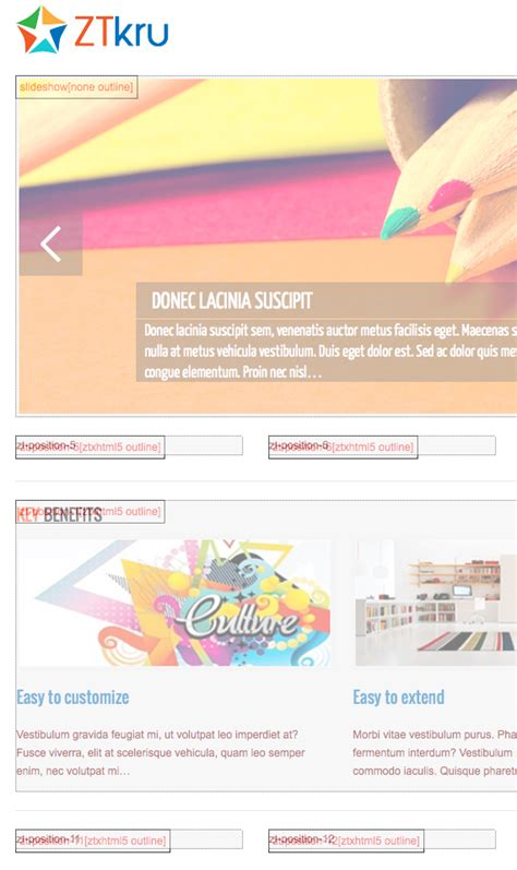 tutorial zoo joomla how to view module positions in joomla 2 5 zootemplate