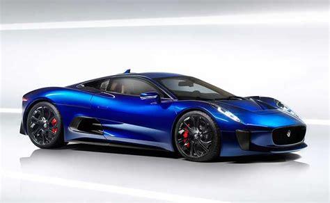 Jaguar C X75 Auto Motor Sport by Jaguar C X75 Driven By F1 Star Felipe Massa Ahead Of James