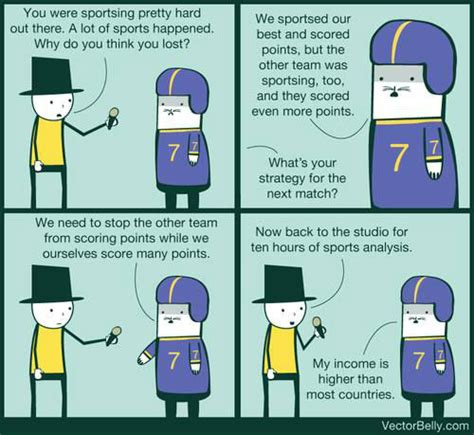Go Sports Meme - every sports interview ever comic weknowmemes