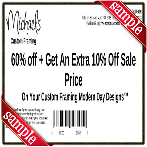 2015 printable michaels coupon 50 off michaels printable coupons newhairstylesformen2014 com