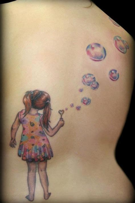 little girl tattoo best 25 ideas on seahorse