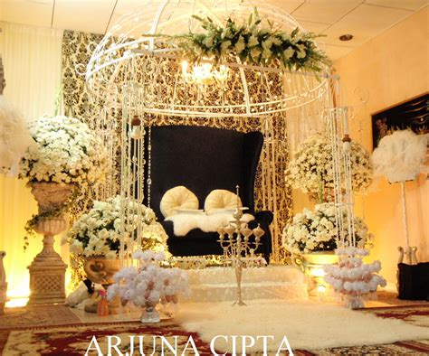 wedding home decoration ideas in house wedding decoration arjuna cipta