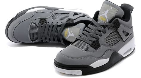 Air 4 Cool Grey Baby by Jordanheads Rejoice 4 Cool Grey Return 2015