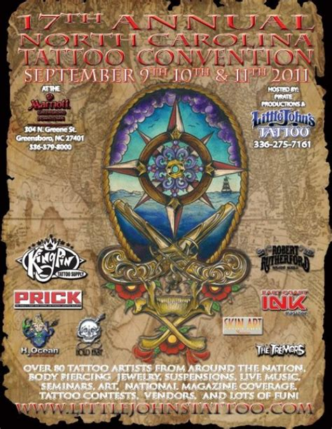 Tattoo Convention Nc | contest winning tattoos from the 17th annual nc tattoo
