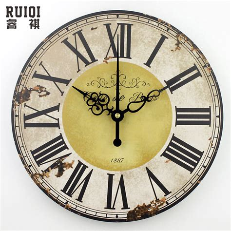 Living Room Wall Clocks by Home Decoration Numeral Wall Clock Silent Living Room Wall Clock Creative Design Modern
