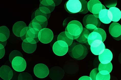 lights free stock photo blurred green lights 9203