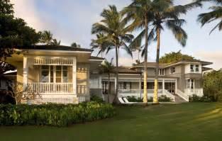 Hawaiian Style Homes by Hawaii Residence Kauai Tropical Exterior Other