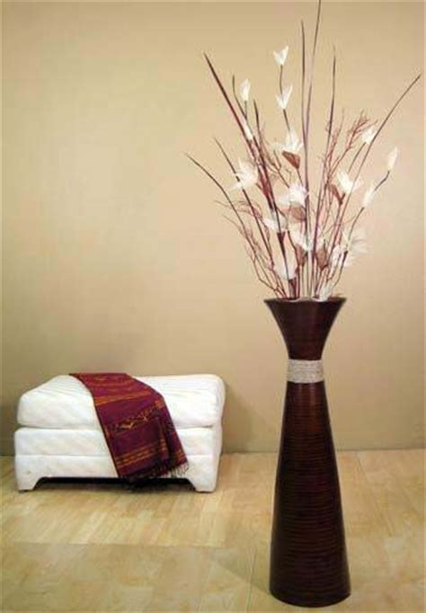 Floor Vase With Flowers Flower Vases