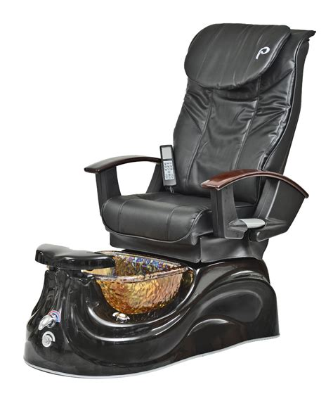 Pedicure Chairs Used by Pibbs Ps65 San Marino Pipeless Pedicure Spa W Glass Bowl