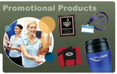 Custom Giveaway Products - custom promotional products tradeshow items green