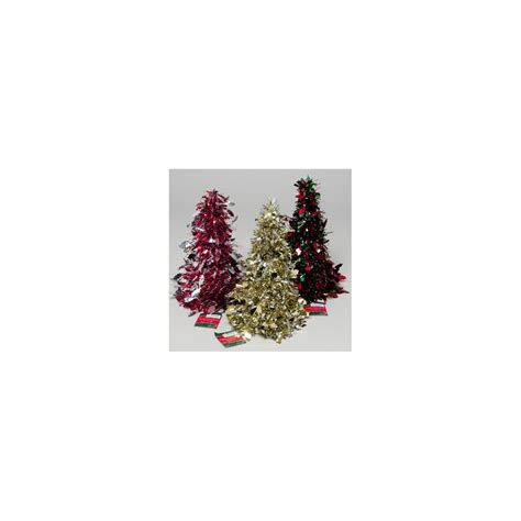christmas tree themes color schemes dot com women 96 units of christmas tree tinsel cone decor dot or loop 5