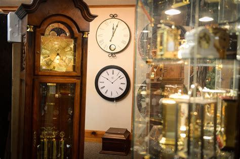 grandfather clocks tick tock shop