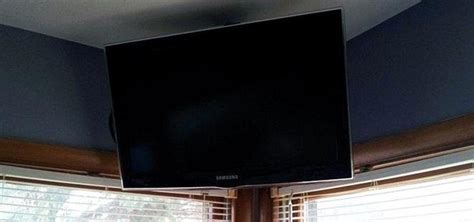 Rv Ceiling Tv Mounts For Flat Screens by How To Build Ceiling Mount Tv Ask Home Design