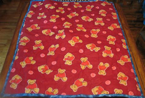 Baby Activity Quilt by Activity Patchwork Baby Quilt Pieceful Works