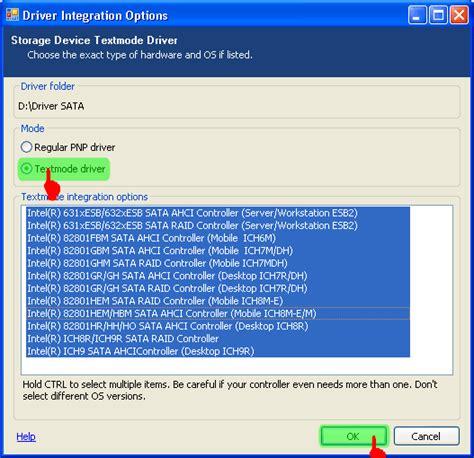 cara membuat bootable xp dengan nlite menambahkan drive sata pada instalasi windows xp sp2