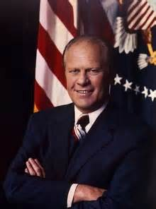 Ford Presidency Gerald Ford